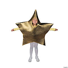 Kid's Star Costume