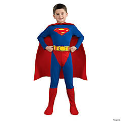 Kid's Superman Costume - Large
