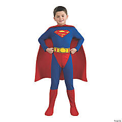 Kid's Superman Costume - Small