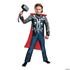 Kid's Thor 2 Costume - Medium