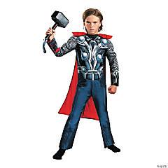 Kid's Thor 2 Costume - Small