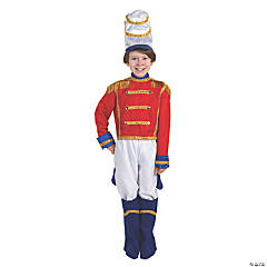 Kid's Toy Soldier Costume - Large