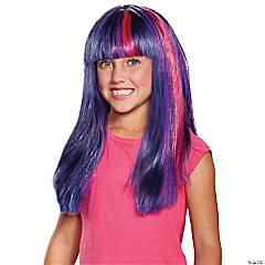 Kid's Twilight Sparkle My Little Pony Wig