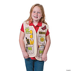 Kid's Zoo Keeper Vest