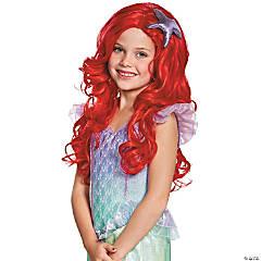 Kid's Ariel Ultra Prestige Wig