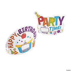 Kid's Birthday Party Crowns