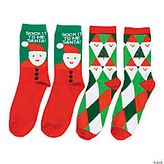 Kids' Christmas Socks