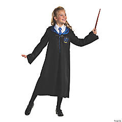 Kid's Classic Harry Potter Ravenclaw Robe - Large