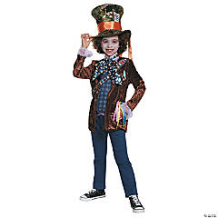 Kid's Classic Mad Hatter Costume - Extra Small