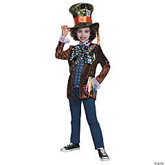 Kid's Classic Mad Hatter Costume - Small