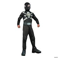 Kid's Deadpool Agent Venom Costume - Large