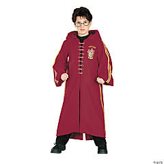 Kid's Deluxe Harry Potter™ Quidditch Costume - Medium