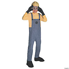 Kid's Deluxe Minion Dave Costume - Small