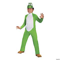 Kid's Deluxe Yoshi Costume -Medium