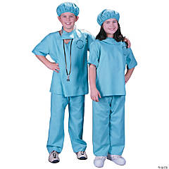 Kid's Doctor Costume - Large