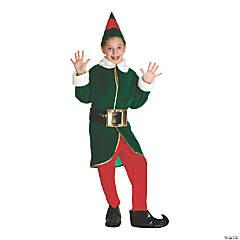 Kid's Elf Costume - Medium