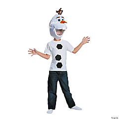 Kid's Frozen™ Olaf Costume Accessory Kit