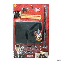 Kid's Harry Potter™ Robe & Accessories Costume Kit