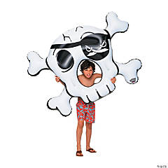 Kids' Inflatable BigMouth® Crossbones Float