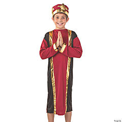 Kid's King Herod Costume