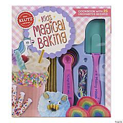 Kids Magical Baking Book Kit
