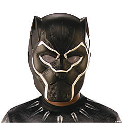 Kid's Marvel Black Panther™ 1/2 Mask