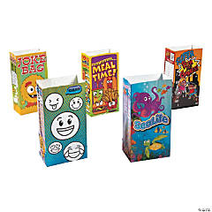 Kids' Meal Bag Assortment - 120 Pc.