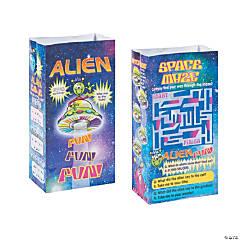 Kids' Meal Space Alien Bags