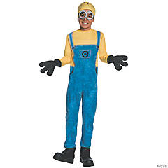 Kid's Minion Jerry Costume - Large