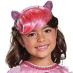 Kid's My Little Pony Pinkie Pie Headpiece with Hair