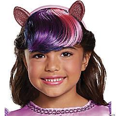 Kid's My Little Pony Twilight Sparkle Headpiece with Hair