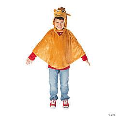 Kid's Nativity Camel Poncho