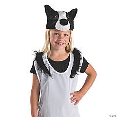 Kids' Nativity Shepherd Dog Costume