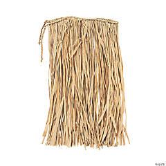 Kid's Natural Raffia Hula Skirts