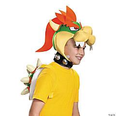 Kid's Nintendo Super Mario Bros. Bowser Costume Kit