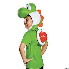 Kid's Nintendo Super Mario Bros. Yoshi Costume Kit