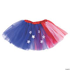 Kid's Patriotic Tutu Skirt