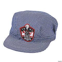 Kids' Railroad VBS Conductor Hats - 12 Pc.