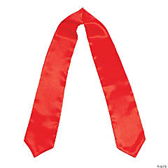 Kids' Red Stole