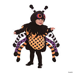 Kid's Spider Costume - Extra Small
