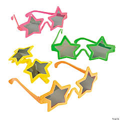 Kids' Star-Shaped Sunglasses