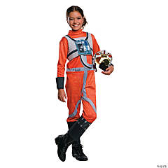 Kid's Star Wars™ Classic X-Wing Fighter Pilot Costume - Large