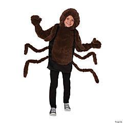 Kid's Tarantula Costume - Medium