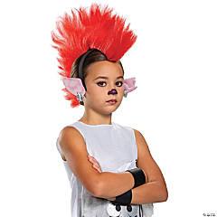 Kid's Trolls Movie 2 Queen Barb Headpiece