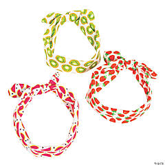 Kid's Tutti Frutti Headbands
