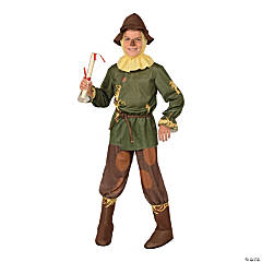 Kids Wizard of Oz™ Scarecrow Costume - Large