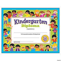 Kindergarten Diploma - 30 per pack, 6 packs