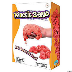 Kinetic Sand™, 5 lbs., Red