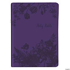 King James Version Sword Study Bible - Giant Print - Purple