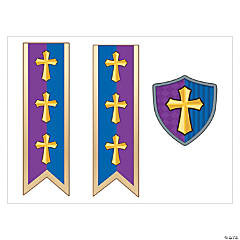Kingdom VBS Banner Flags